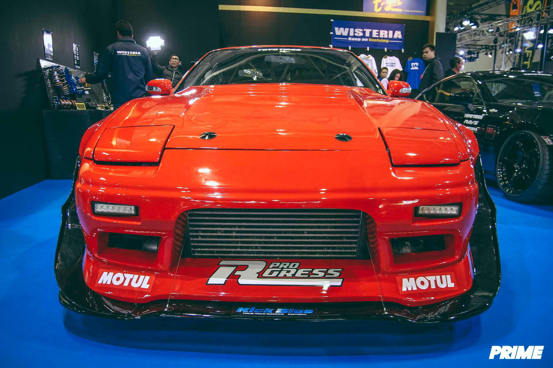 TOKYO AUTO SALON: REALITY  WHAT ARE YOU HERE TO SEE? – PRIME