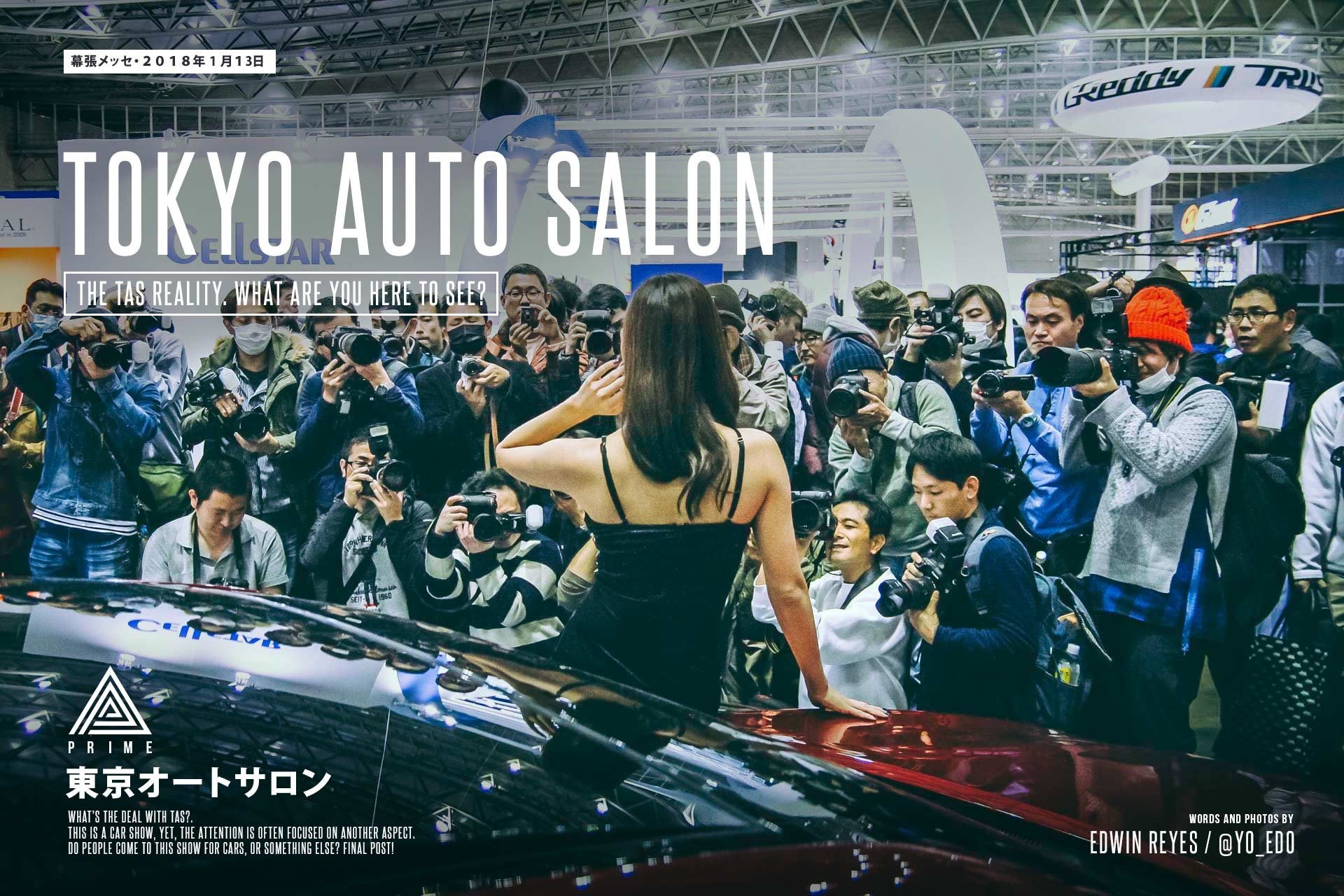 tokyo auto salon reality what are you here to see prime
